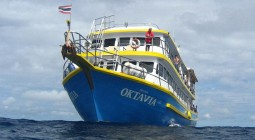 Boat on special MV Oktavia