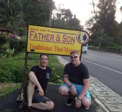 Alan & Craig O'Neill MV Manta Queen 7