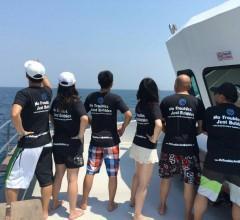 Jonathan, Teresa, Simon, Chan, He Yi Fan & Li Su-MV White Manta
