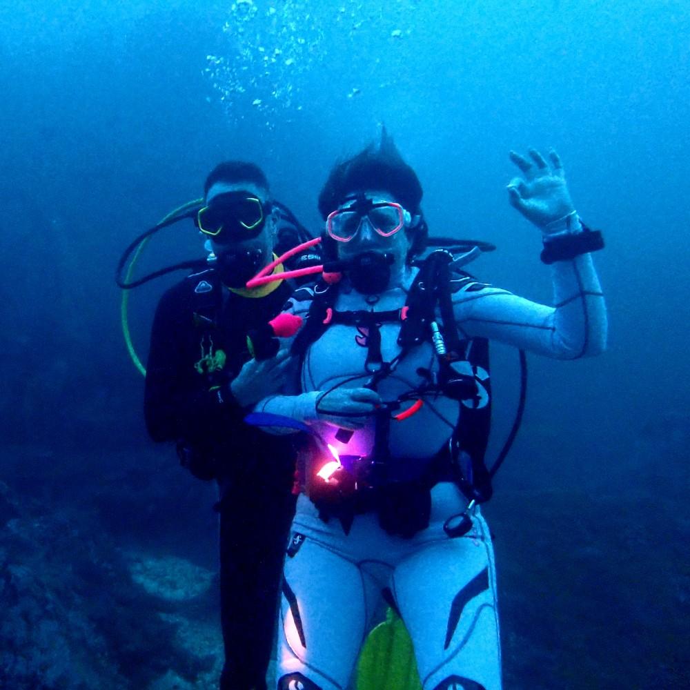 Olivier et Annick Nemo 1