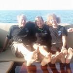 Allynn, Diane & Annie-Oktavia