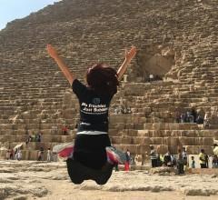 Jess Pyramids, Egypt